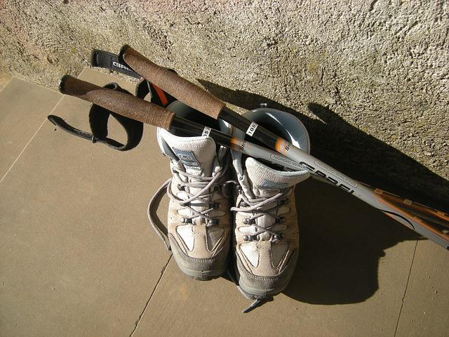 jakie buty trekkingowe