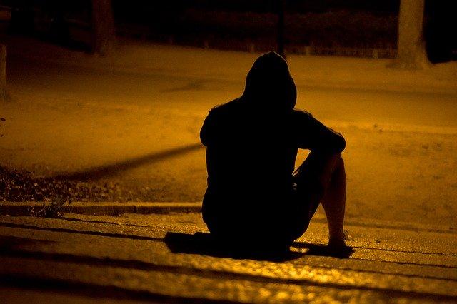 w depresji